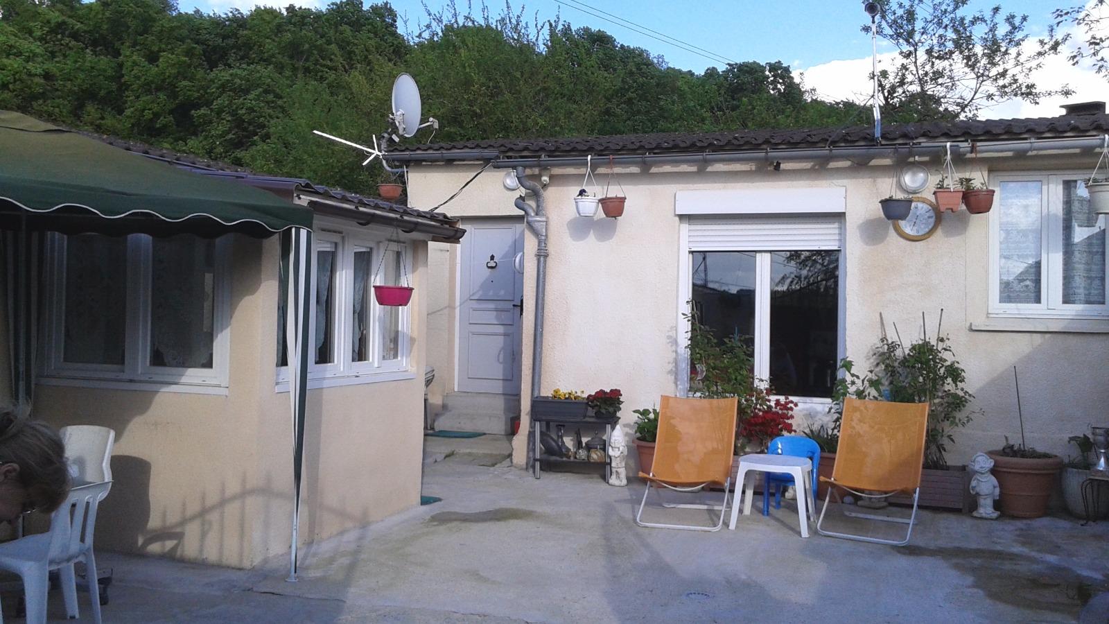 Vente deux maisons for Garage ad la bresse