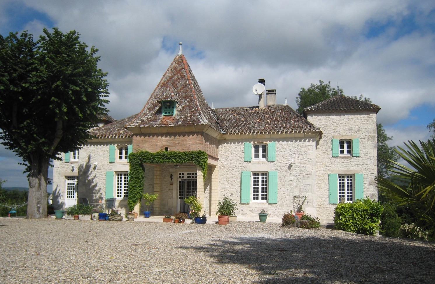 Location Villa St Aunes