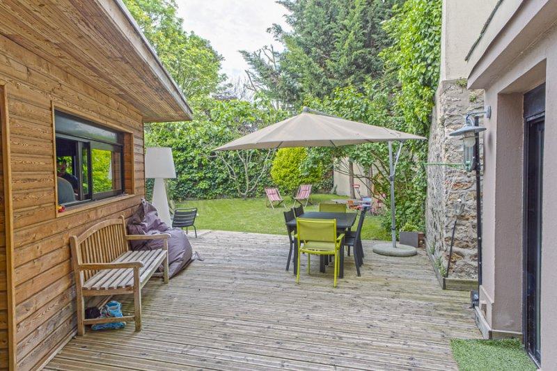 Vente duplex 110m2 avec grand jardin for Restaurant le jardin 02190 neufchatel sur aisne