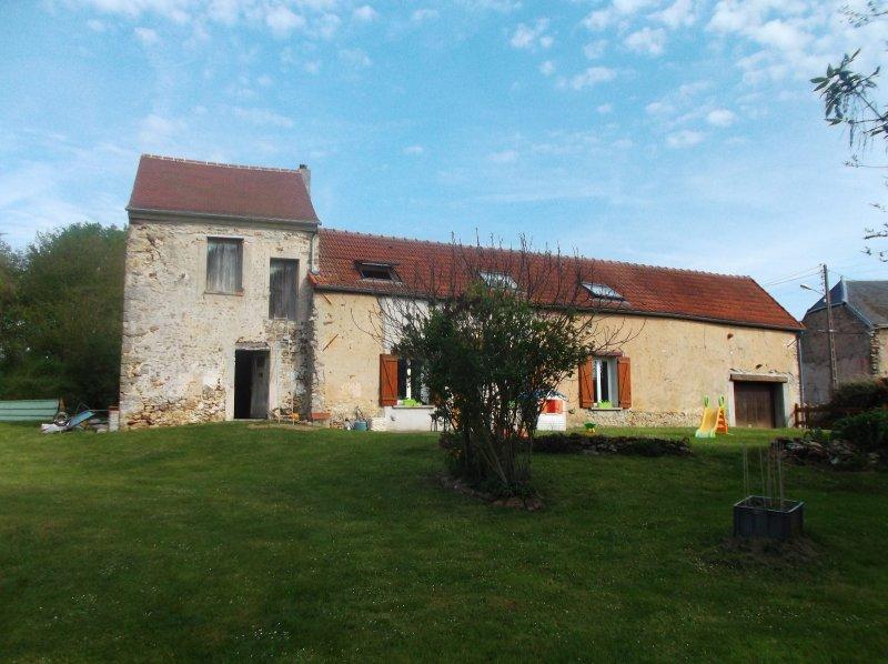 Vente 19km de fismes axe reims chateau thierry maison 4 for Garage ad la bresse