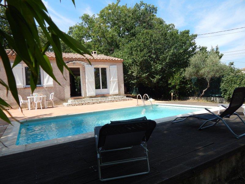 Vente maison t6 avec piscine for Piscine st maximin