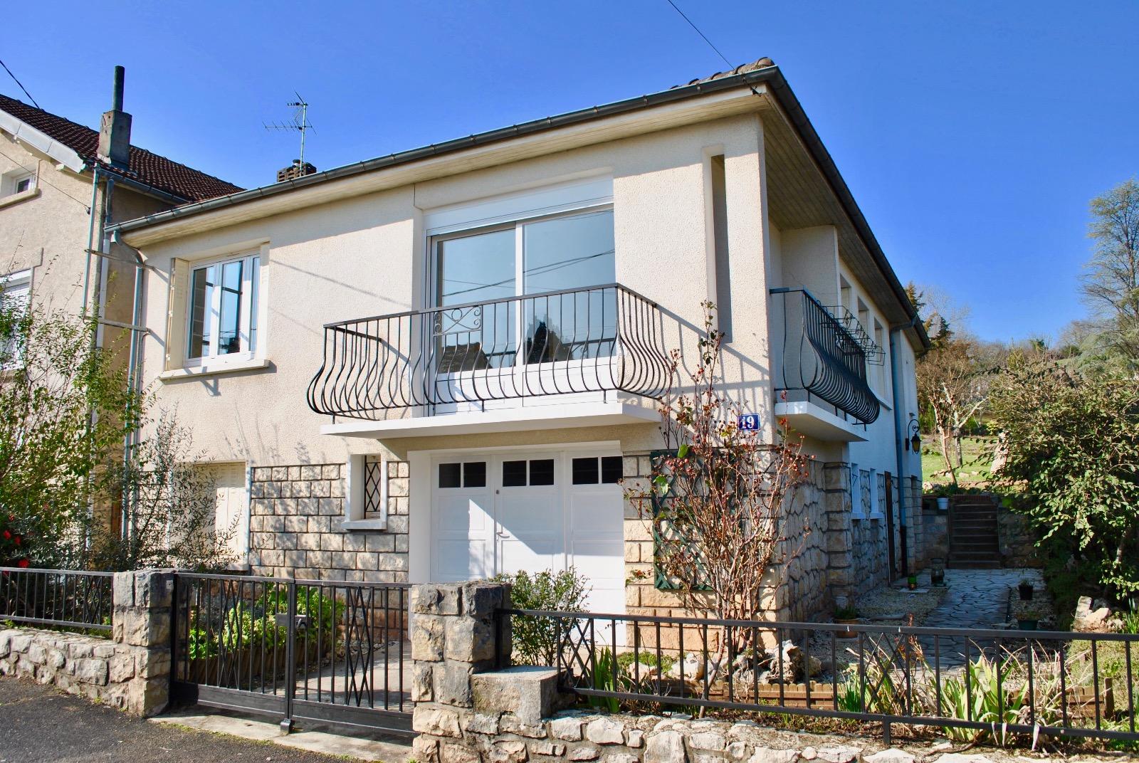 Vente brive quartier imp ts maison 4 pi ces 130m2 garage for Jardin 600m2