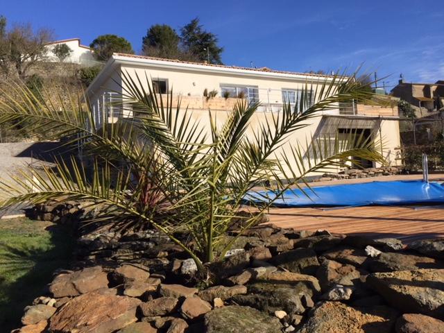 Vente maison bbc 105m 3 ch 3500 m arbor s piscine for Garage ad montrevel