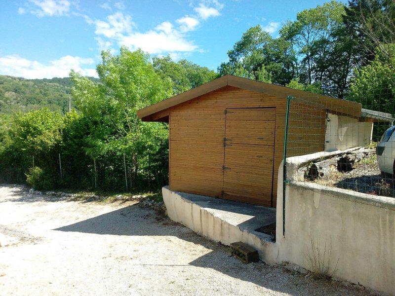 Vente maison atypique de 76m2 sur terrain 771m2 for Vente surfaces atypiques