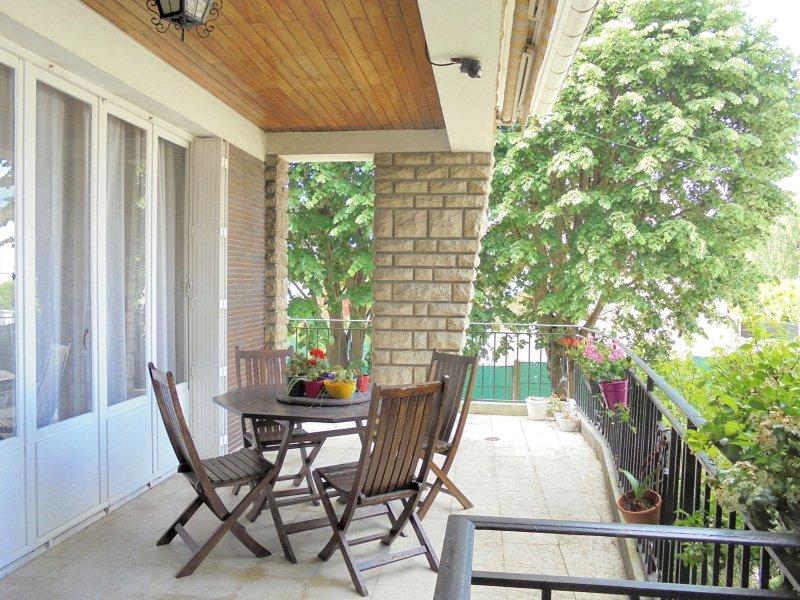 Vente superbe maison d 39 architecte montmagny for Garage ad argenteuil