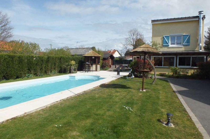 Vente fort mahon plage maison 3 chambres avec piscine et for Camping a fort mahon avec piscine